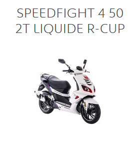 SPEEDFIGHT 4 50 LIQUIDE R-CUP