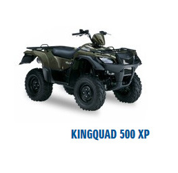 quad kingquad 500 xp