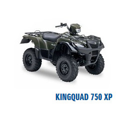 quad kingquad 750 xp
